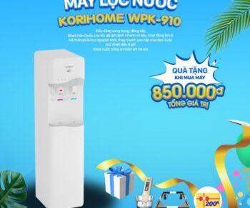 máy lọc nước korihome wpk 910