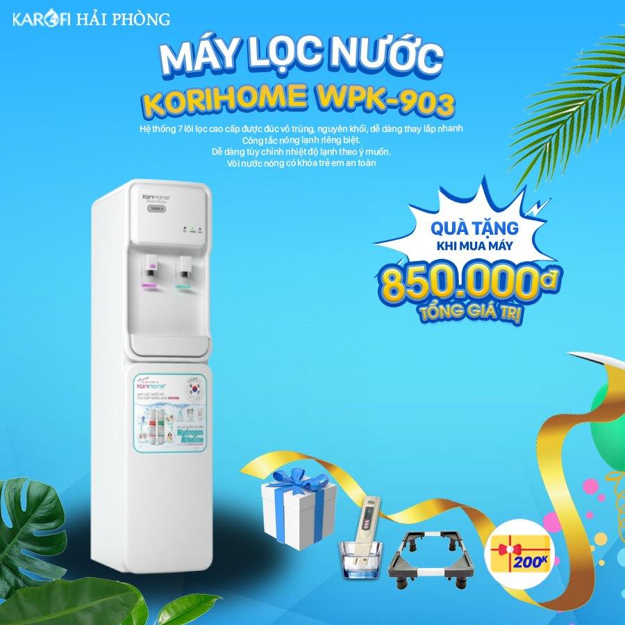 máy lọc nước korihome wpk 903